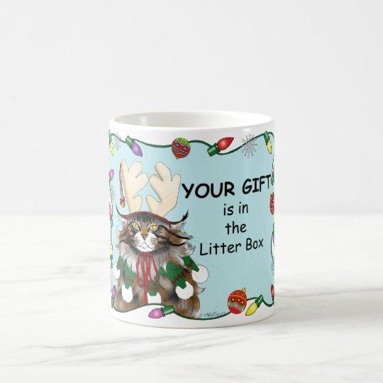 The Christmas Gift Coffee Mug