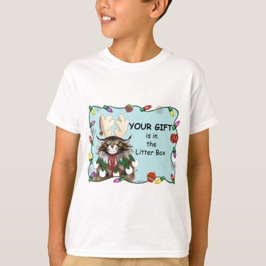The Christmas Gift T-Shirt