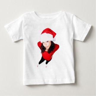 The Christmas Girl Baby T-Shirt