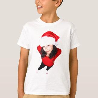 The Christmas Girl T-Shirt