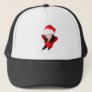 The Christmas Girl Trucker Hat