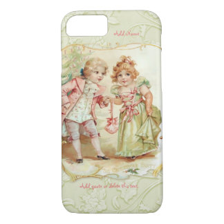The Christmas Party - Francis Brundage iPhone 7 Case