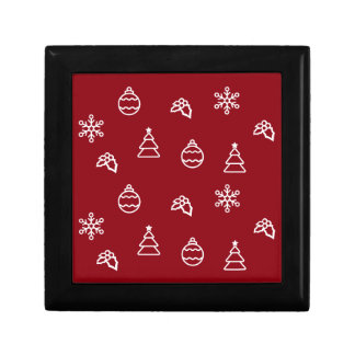 The Christmas Pattern I Gift Box