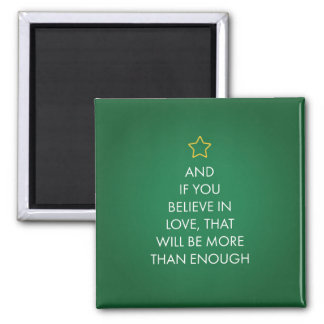 The Christmas Wish Magnet