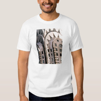 The Chrysler Building : Close-Up T-Shirt