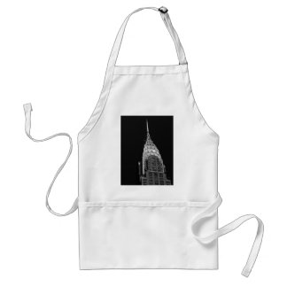 The Chrysler Building - New York City Standard Apron