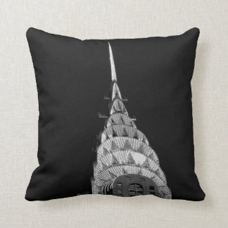 The Chrysler Building - New York City Cushion
