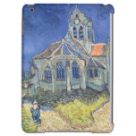 The Church at Auvers-sur-Oise Cover For iPad Air