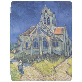 The Church at Auvers-sur-Oise iPad Cover