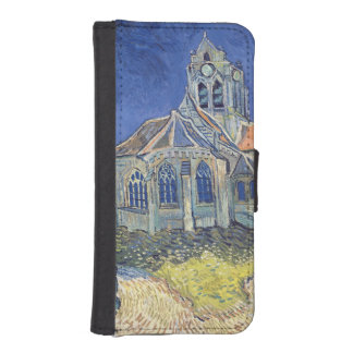 The Church at Auvers-sur-Oise Phone Wallets