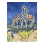 The Church at Auvers-sur-Oise Postcard