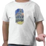 The Church at Auvers-sur-Oise T-shirts