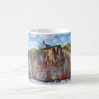 The Church at Varengeville, 1882 Claude Monet cool Coffee Mug