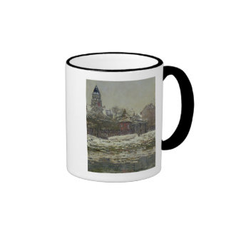 The Church at Vetheuil, 1879 Coffee Mug