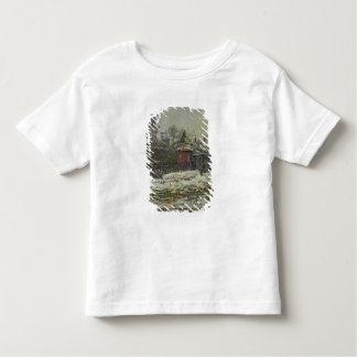 The Church at Vetheuil, 1879 T Shirt