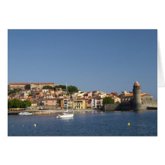 The church Eglise Notre Dame des Anges, our lady 2 Greeting Card