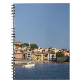 The church Eglise Notre Dame des Anges, our lady 2 Notebook