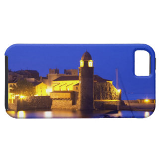 The church Eglise Notre Dame des Anges, our lady iPhone 5 Cover