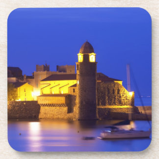 The church Eglise Notre Dame des Anges, our lady Coasters