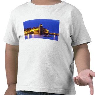 The church Eglise Notre Dame des Anges, our lady T-shirts