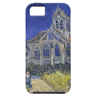 The Church in Auvers by Vincent van Gogh iPhone 5/5S Case