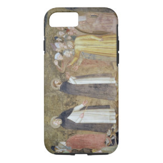The Church Militant and Triumphant, detail of the iPhone 7 Case