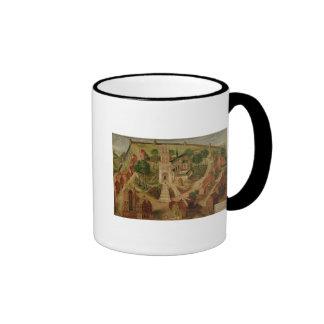 The Church of Saint-Gery Mug