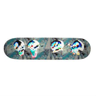 The City 20.6 Cm Skateboard Deck