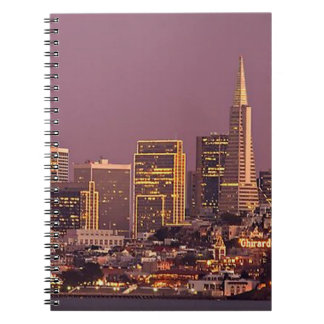 The City by the Bay Notebook