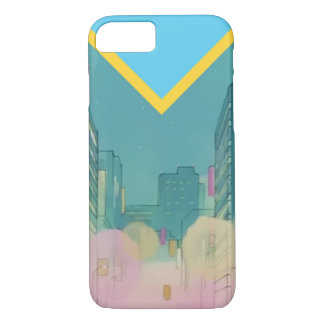 the city iPhone 7 case