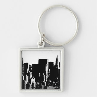 The City Key Chains