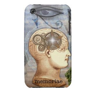 The City of Memoriae- Collaged I Phone Case iPhone 3 Case-Mate Cases