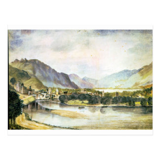 The city of Trento by Albrecht Durer Postcard