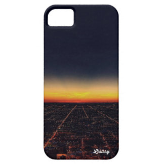 The City shine Case For The iPhone 5