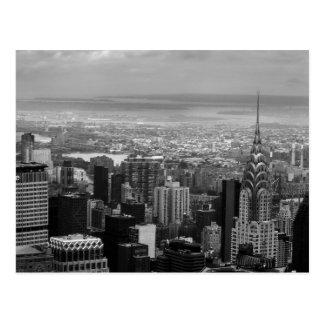 The City That Never Sleeps Postcard