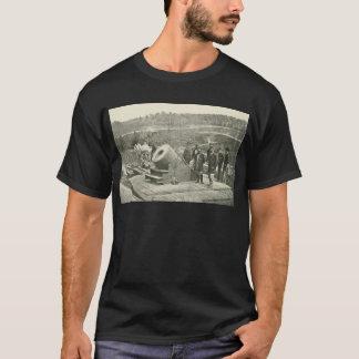 The Civil War Dictator Siege Mortar at Petersburg T-Shirt