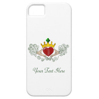 The Claddagh (Full Colour) iPhone 5 Cover