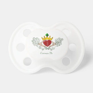 The Claddagh (Full Colour) Baby Pacifiers