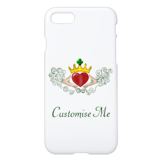 The Claddagh (Full Colour) iPhone 7 Case