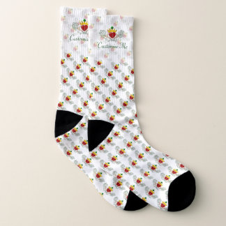 The Claddagh (Full Colour) Socks