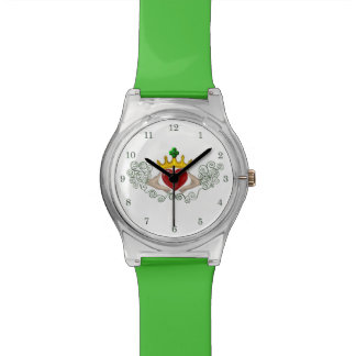 The Claddagh (Full Colour) Watches
