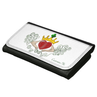 The Claddagh (Full Colour) Women's Wallets