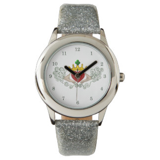 The Claddagh (Full Colour) Wristwatches