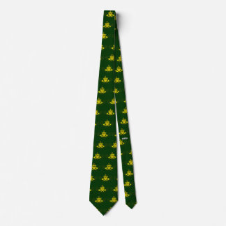 The Claddagh (Gold) Tie