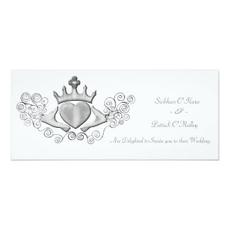 The Claddagh (Silver) Card