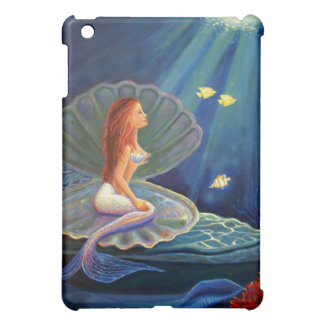 The Clamshell Mermaid iPad Case