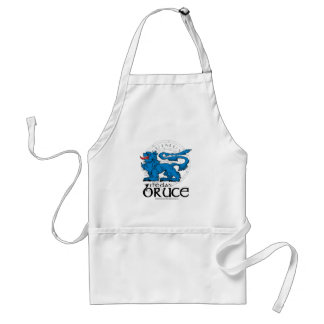 The Clan Bruce Standard Apron