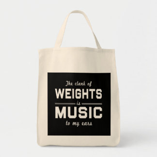 The Clank of Weights Bags