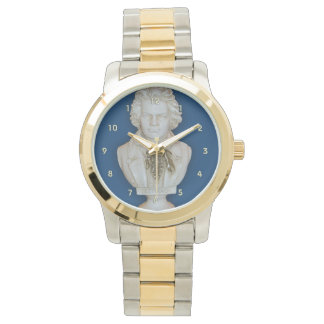"The ""Classic"" Beethoven Watch by Leslie Harlow"