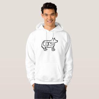 the classic corgi hoodie